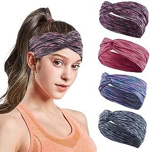 womens gym hair band