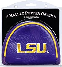 Team Golf NCAA Golf Club Mallet Putter Headcover, Fits Most Mallet Putters, Scotty Cameron, Daddy Long Legs, Taylormade, Odyssey, Titleist, Ping, Callaway