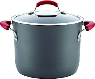 hard anodized aluminum pot