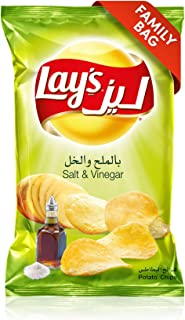 Lay's Salt & Vinegar 170gm