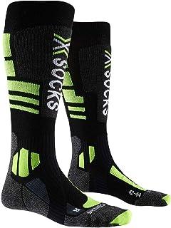 X-Socks, Snowboard 4.0 Calcetines Térmicos Con Compresión, Ergonómicos Y Acolchados Para Los Deportes De Invierno, Ski, Snowboard Unisex adulto