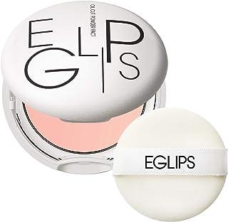 EGLIPS Oil Cut Powder Pact 8g/0.28oz - Pressed Powder Pact with Mirror and Powder Puff   Setting Powder   Face Powder   Ma...