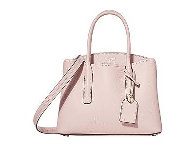 Kate Spade New York Margaux Medium Satchel (Tutu Pink) Satchel Handbags