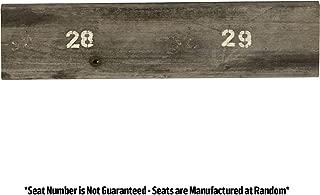 Notre Dame Fighting Irish Generic Double Stadium Bench - Random Number - Fanatics Authentic Certified