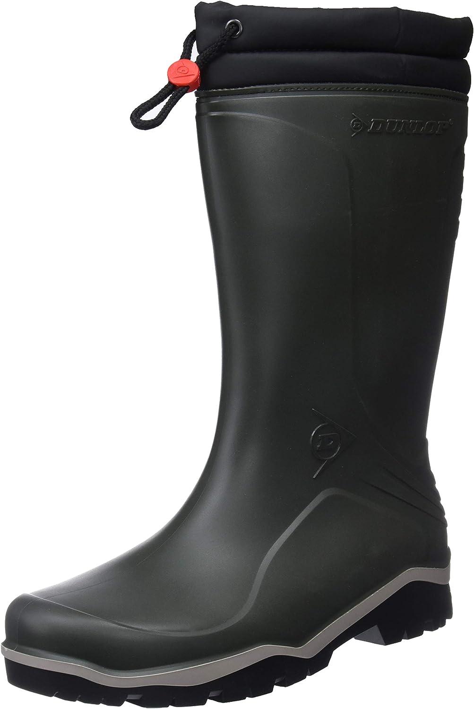 Dunlop Blizzard Unisex Mens Womens Winter Wellington Boots