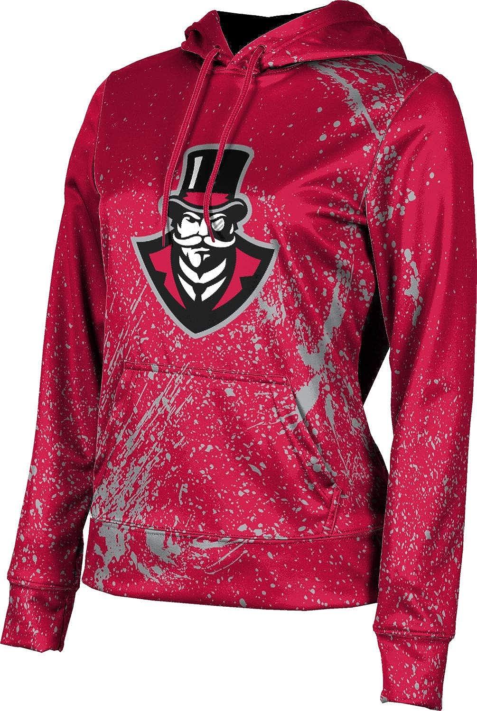 ProSphere Austin Peay State University Girls' Pullover Hoodie, School Spirit Sweatshirt (Splatter)