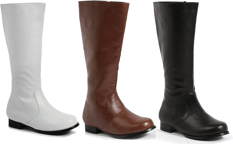 Boys White Costume Boot (Small)