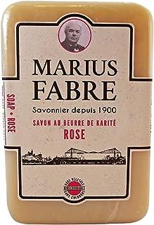 Marius Fabre 1900 Rose Bar Soap 250g 8.8oz
