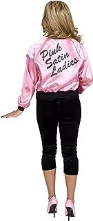 Pink Satin Ladies Women's Costume Jacket