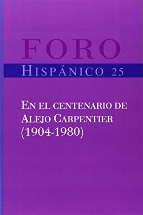 En El Centenario De Alejo Carpentier 1904-1980