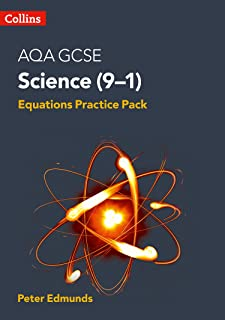 AQA GCSE Science 9-1 Equations Practice Pack