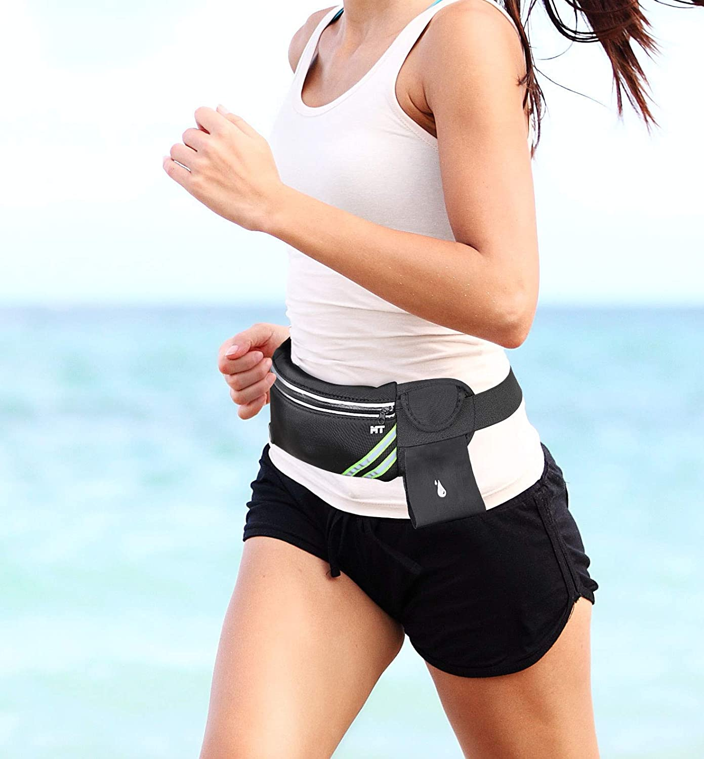 Running Belt Bounce Free Cell Max 88% OFF for Walking Jogging Choice Holder Phone