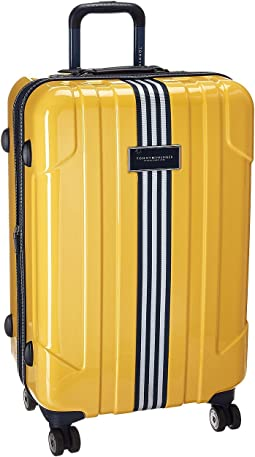 "Reji Stripe 24"" Upright Suitcase"