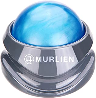 MURLIEN Massage Roller Ball, Tight and Sore Muscles Relief Massager, Alleviating Shoulder, Arms, Back, Abdomen, Legs, Calves, Foot or Muscle Tension