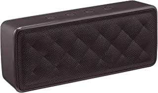 AmazonBasics Portable Wireless Bluetooth Speaker, Black
