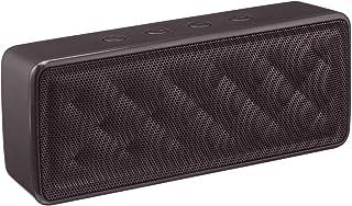 AmazonBasics Portable Wireless, 2.1 Bluetooth Speaker, Black