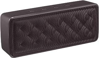 AmazonBasics Portable Wireless Bluetooth Speaker, Black
