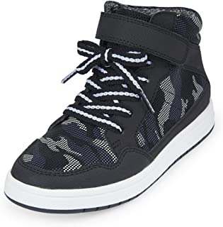 The Children's Place Kids' Boys' Lace-up Sneaker