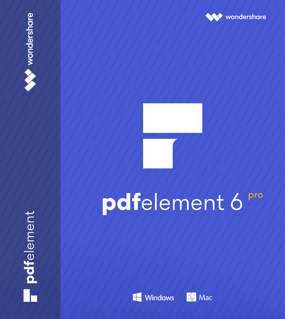 PDFelement 6 Pro - Edit, convert, and fill PDFs [Download]
