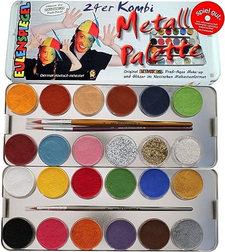 Mejor valorados en Pintura facial para disfraces & Opiniones ...