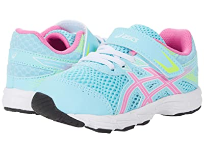 ASICS Kids GEL Contendtm 6 (Toddler) (Ocean Decay/Dragon Fruit) Girls Shoes