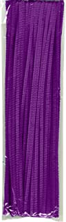 Creativity Street Chenille Stems/Pipe Cleaners 12 Inch x 6mm 100-Piece, Purple