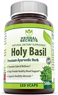 Best holy basil liquid extract Reviews