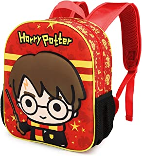 Harry Potter Wand - Mochila 3D (Pequeña) Multicolor