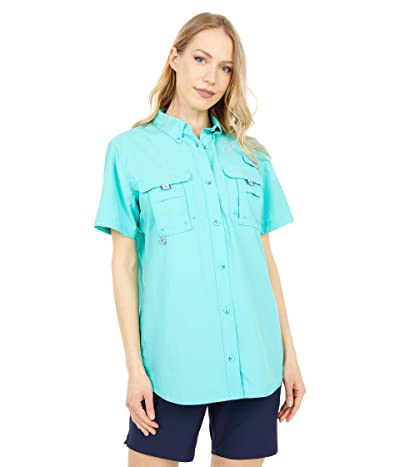 Columbia Bahama S/S Shirt (Dolphin) Women