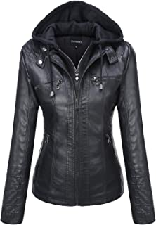 Best womens winter leather jacket Reviews