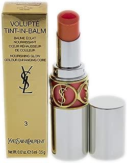 Yves Saint Laurent Volupte Tint In Balm, 3 Call Me Rose, 0.12 Ounce