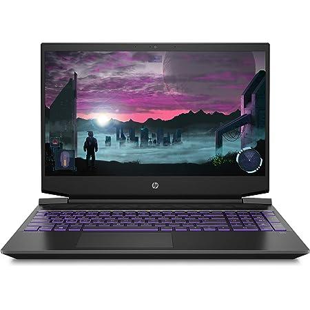"HP Pavilion Gaming Laptop, Ryzen 5-4600H 15.6""(39.62cms) 144 Hz FHD Screen, 8 GB RAM, 4 GB NVIDIA 1650ti Graphics, 1TB HDD + 256GB SSD GB SSD, Windows 10 with Advanced Thermal Management, 15-ec1050AX"