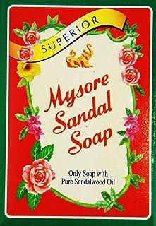 Mysore Sandal Soap, 75g (Pack of 2)