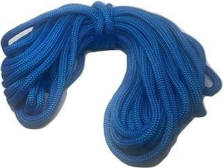 Blue Double Braid Nylon Rope 5/8 inch by 100 feet