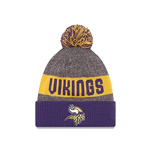 723edaf47 Vikings Knit Hat: Amazon.com