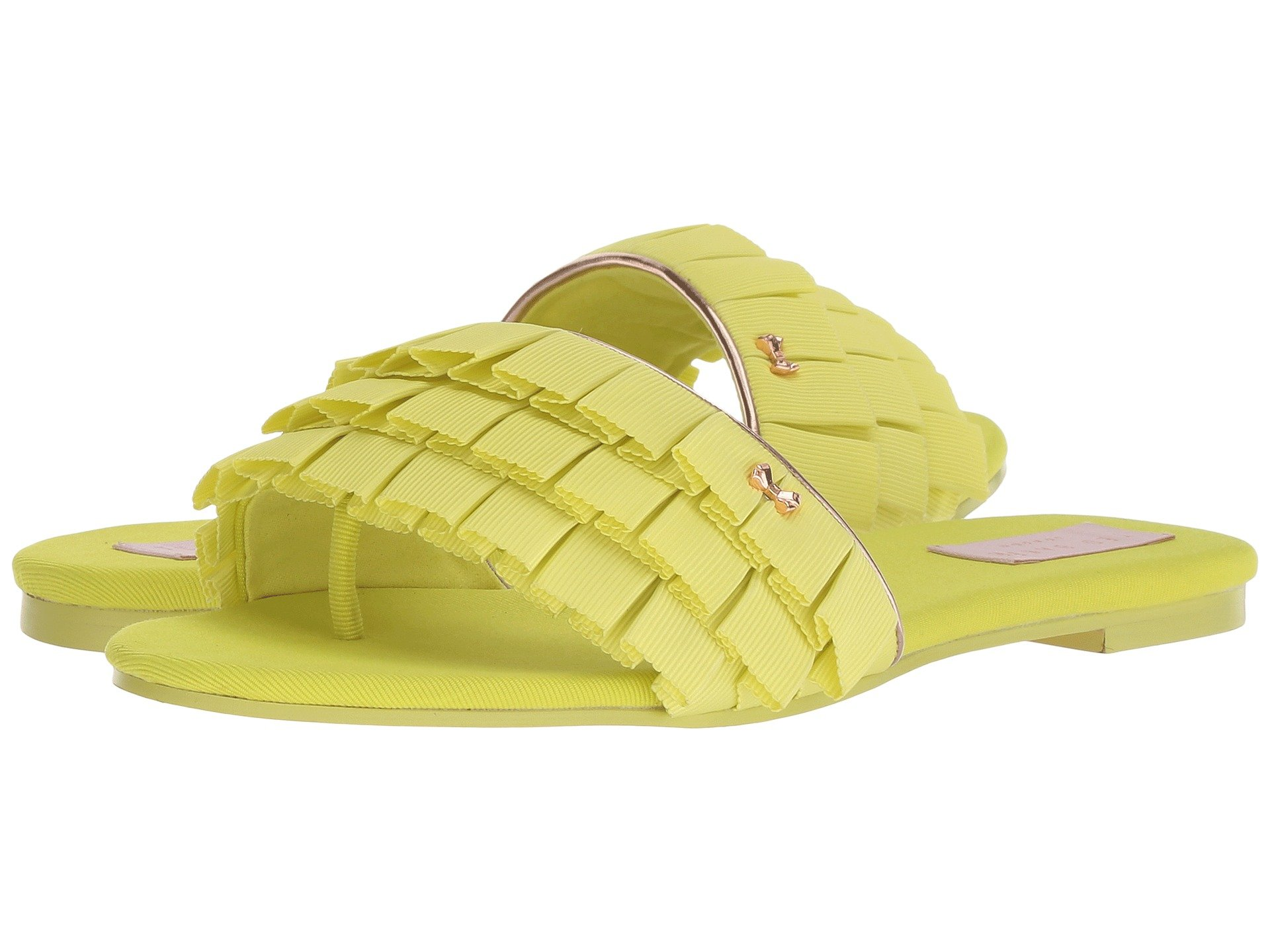 Ted Baker Women's Towdi Slides Sandals Shoes