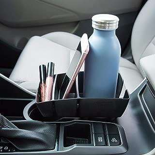 Rubbermaid Automotive Cup Holder Car Storage Organizer Caddy, Standard - 3319-20