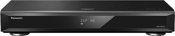 Lettore + registratore dvd, nero panasonic dmr-ubc90 DMR-UBC90EGK