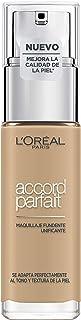 LOréal Paris Accord Perfect Maquillaje Fluido Tono Beige Dore 3D - 30 ml