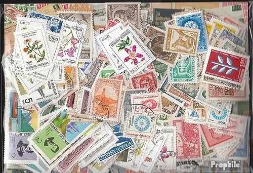 grandes ofertas Prophila Collection plataina 1500 1500 1500 Diferentes Sellos (Sellos para los coleccionistas)  echa un vistazo a los más baratos