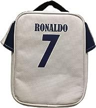 Cristiano Ronaldo #7 Soccer Backpack CR7 ✓ Premium Unique School Bag for Ronaldo #7 Soccer Fans
