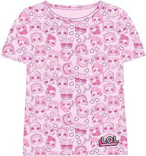 Cerdá Camiseta Manga Corta LOL T-Shirt Bambina