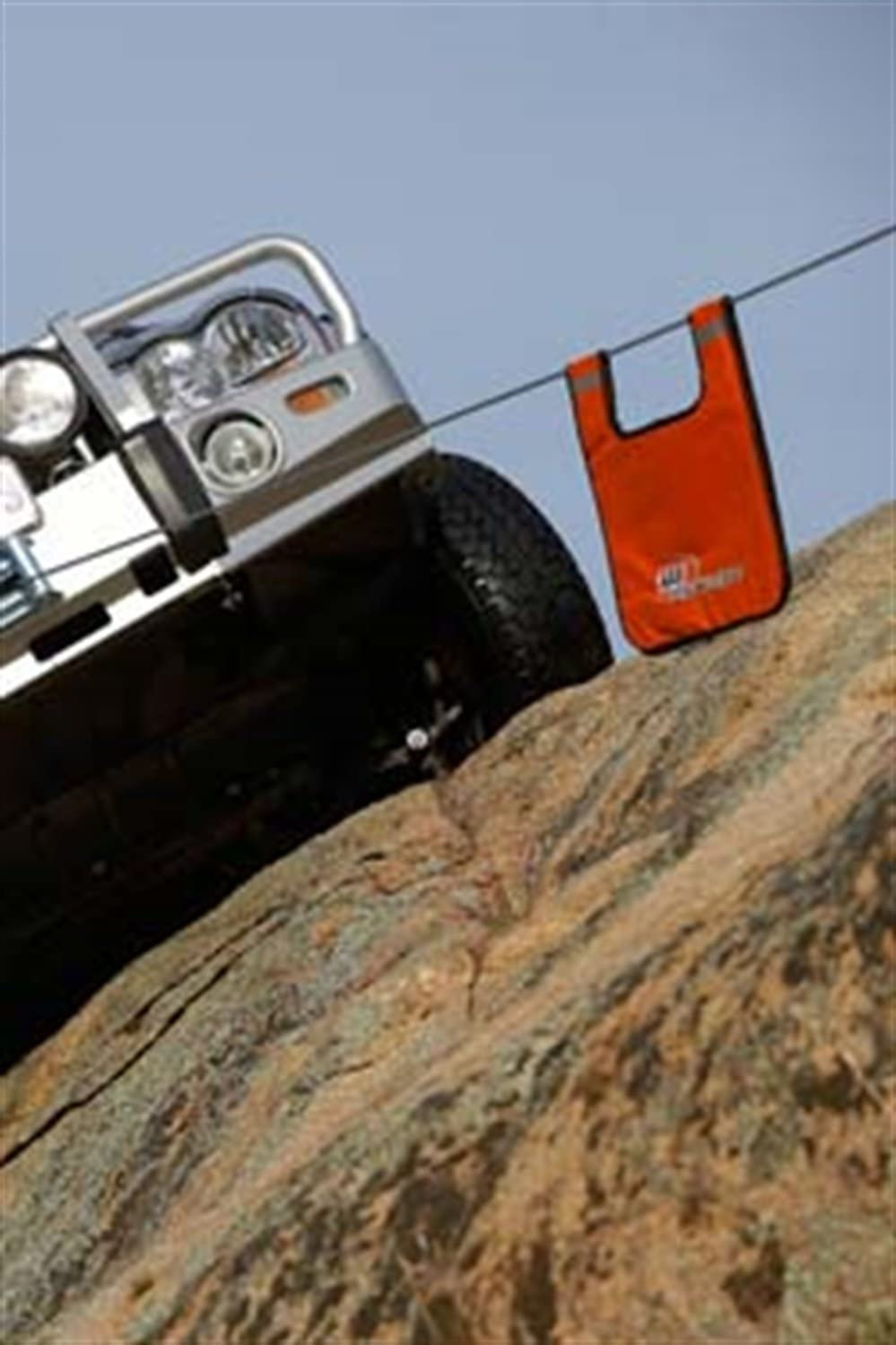 ARB Purchase ARB220 Winch Recovery OFFicial shop Damper Line for Orange Dampener