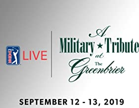 A Military Tribute at the Greenbrier: Featured Groups