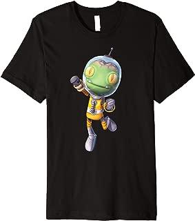 Beach Buggy Racing B'Zorp Slim T-Shirt