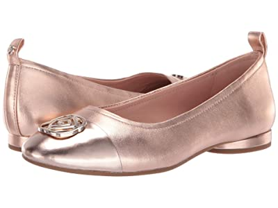 Taryn Rose Penelope (Rose Gold Metallic Nappa) Women