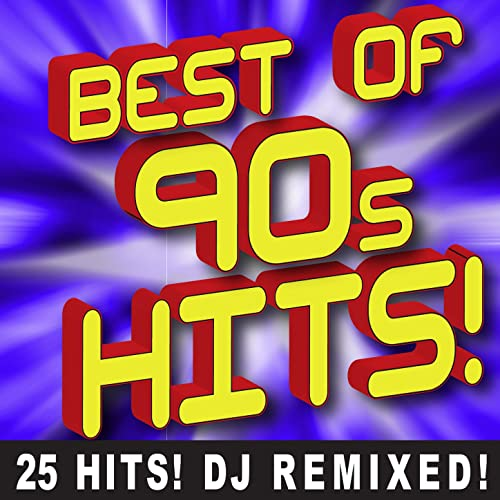 Best of 90s Hits! 25 Hits! DJ Remixed! by DJ ReMix Factory