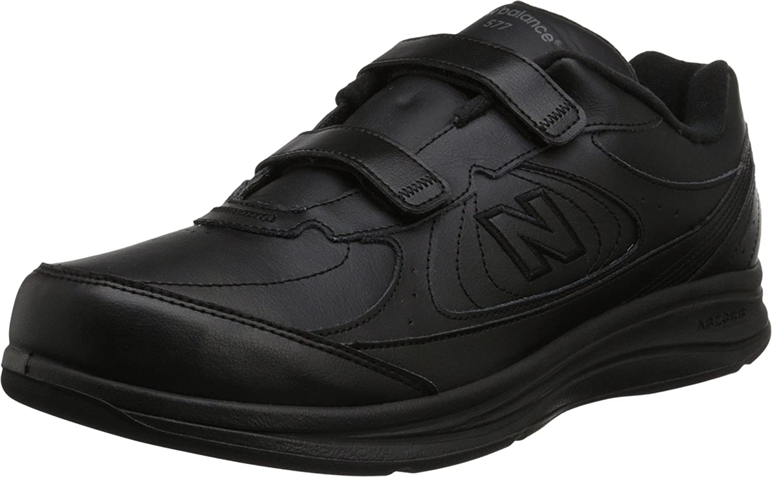 New Balance Inventory cleanup selling sale National uniform free shipping Men's 577 V1 Hook Shoe and Walking Loop