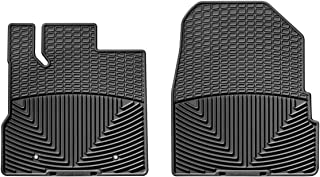 WeatherTech Trim to Fit Front Rubber Mats for Chevrolet Equinox, Black