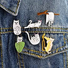 Best middle finger cat pin Reviews